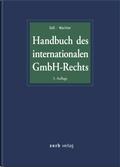 Handbuch des internationalen GmbH-Rechts
