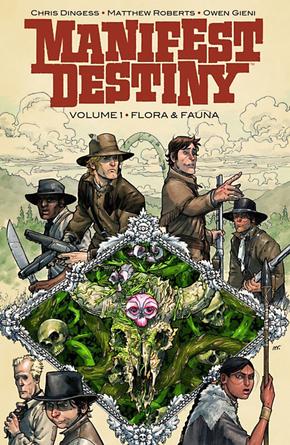 Manifest Destiny - Flora und Fauna