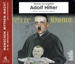 Adolf Hitler, 3 Audio-CDs - Tl.2