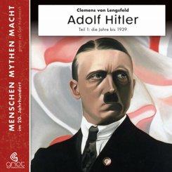 Adolf Hitler, 3 Audio-CDs - Tl.1
