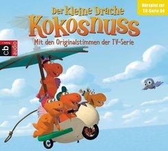 Der Kleine Drache Kokosnuss - Hörspiel zur TV-Serie, 1 Audio-CD - Tl.4