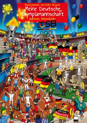 Meine Deutsche Olympiamannschaft