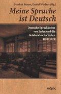 Meine Sprache ist Deutsch
