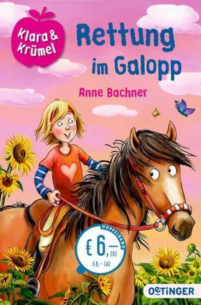 Klara und Krümel - Rettung im Galopp