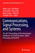 Communications, Signal Processing, and Systems