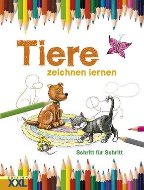 Tiere zeichnen lernen