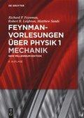 Feynman-Vorlesungen über Physik: Mechanik; Bd.1