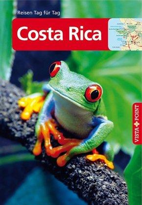 Vista Point Reisen Tag für Tag Reiseführer Costa Rica