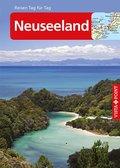 Vista Point Reisen Tag für Tag Reiseführer Neuseeland