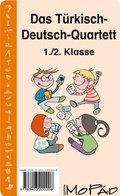 Das Türkisch-Deutsch-Quartett (Kartenspiel)