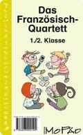Das Französisch-Quartett (Kartenspiel)