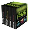 Andreas-Franz - Julia Durant ermittelt Hörbuch-Box (10 MP3-CDs)