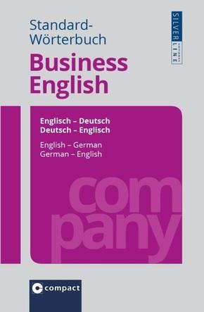 Compact Standard-Wörterbuch Business English