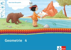 Mein Indianerheft: Geometrie Klasse 4