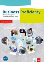 Business Proficiency: Student's Book zum Hineinschreiben mit interaktiver Medien-DVD
