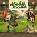 Robin Hood - Schlitzohr von Sherwood - König der Diebe, Audio-CD