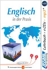 Assimil Englisch in der Praxis, Lehrbuch + 4 Audio-CDs + 1 mp3-CD