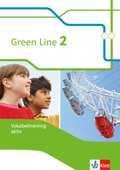 Green Line, Bundesausgabe ab 2014: 6. Klasse, Vokabeltraining aktiv; Bd.2