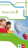 Green Line, Bundesausgabe ab 2014: 6. Klasse, Vokabellernheft; Bd.2
