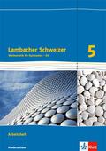 Lambacher-Schweizer, Ausgabe Niedersachsen G9: 5. Schuljahr, Arbeitsheft