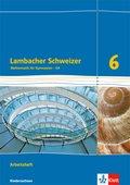Lambacher-Schweizer, Ausgabe Niedersachsen G9: 6. Schuljahr, Arbeitsheft