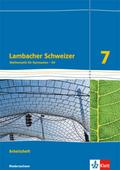 Lambacher-Schweizer, Ausgabe Niedersachsen G9: 7. Schuljahr, Arbeitsheft