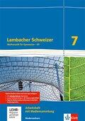 Lambacher-Schweizer, Ausgabe Niedersachsen G9: 7. Schuljahr, Arbeitsheft mit CD-ROM