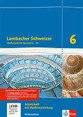 Lambacher-Schweizer, Ausgabe Niedersachsen G9: 6. Schuljahr, Arbeitsheft mit CD-ROM