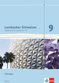 Lambacher-Schweizer, Ausgabe Hessen 2013: 9. Schuljahr, Lösungen G8