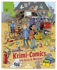 Redaktion Wadenbeißer - Krimi-Comics zum Lesen & Mitraten