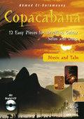 Copacabana, for Brazilian Guitar, w. Audio-CD