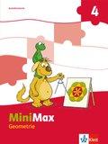 MiniMax: 4. Schuljahr, Themenheft Geometrie, Ausleihmaterial
