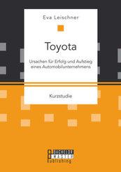 Toyota: Ursachen für Erfolg und Aufstieg eines Automobilunternehmens