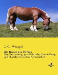 Die Rassen des Pferdes