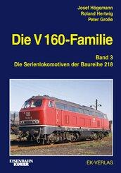 Die V 160-Familie - Bd.3
