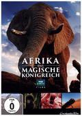 Afrika - Das magische Königreich, 1 DVD