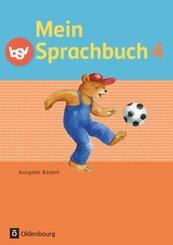 Mein Sprachbuch, Ausgabe Bayern: 4. Jahrgangsstufe, Schülerbuch