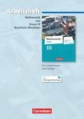 Mathematik Real, Differenzierende Ausgabe Nordrhein-Westfalen (2011): 10. Schuljahr, Arbeitsheft
