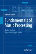 Fundamentals of Music Processing