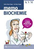 Memo Biochemie, m. Lernposter der Stoffwechselwege