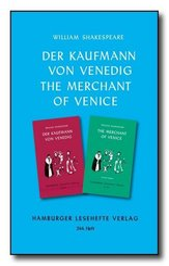 Der Kaufmann von Venedig / The Merchant of Venice, 2 Hefte