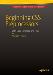 Beginning CSS Preprocessors