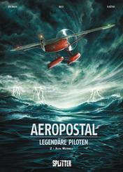 Aeropostal Legendäre Piloten - Jean Mermoz