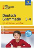 Das Trainingsbuch Deutsch Grammatik 3-4