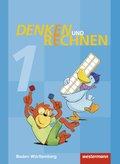 Denken und Rechnen, Ausgabe 2016 für Baden-Württemberg: 1. Schuljahr, Schülerband