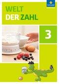 Welt der Zahl, Allgemeine Ausgabe 2015: 3. Schuljahr, Schülerband; Bd.3