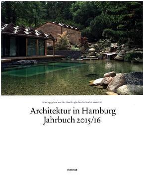 Architektur in Hamburg. Jahrbuch 2015/16