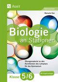 Biologie an Stationen, Klasse 5/6 Gymnasium
