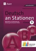 Deutsch an Stationen, Klasse 9 Inklusion