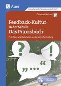 Feedback-Kultur in der Schule - Das Praxisbuch, m. CD-ROM